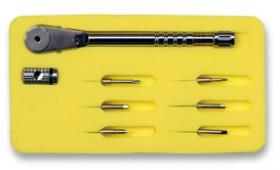 Kit destornillador llave dinamométrica